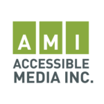 Logo: Accessible Media Inc.