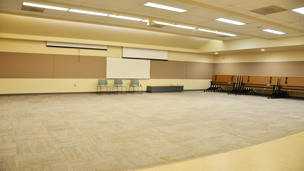 Photo of Auditorium at Alice Turner Library