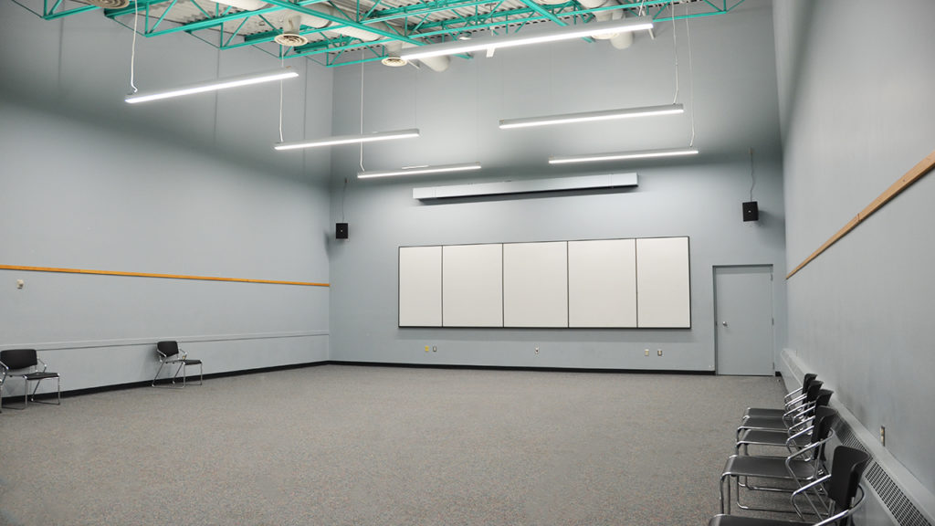 Photo of Auditorium at Cliff Wright Library