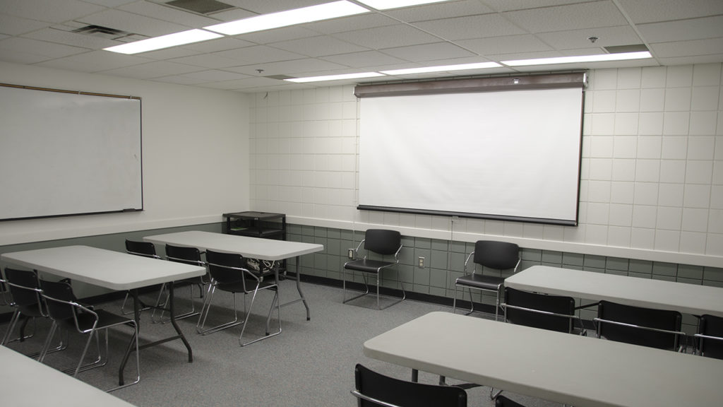 Photo of Meeting Room at Cliff Wright Library