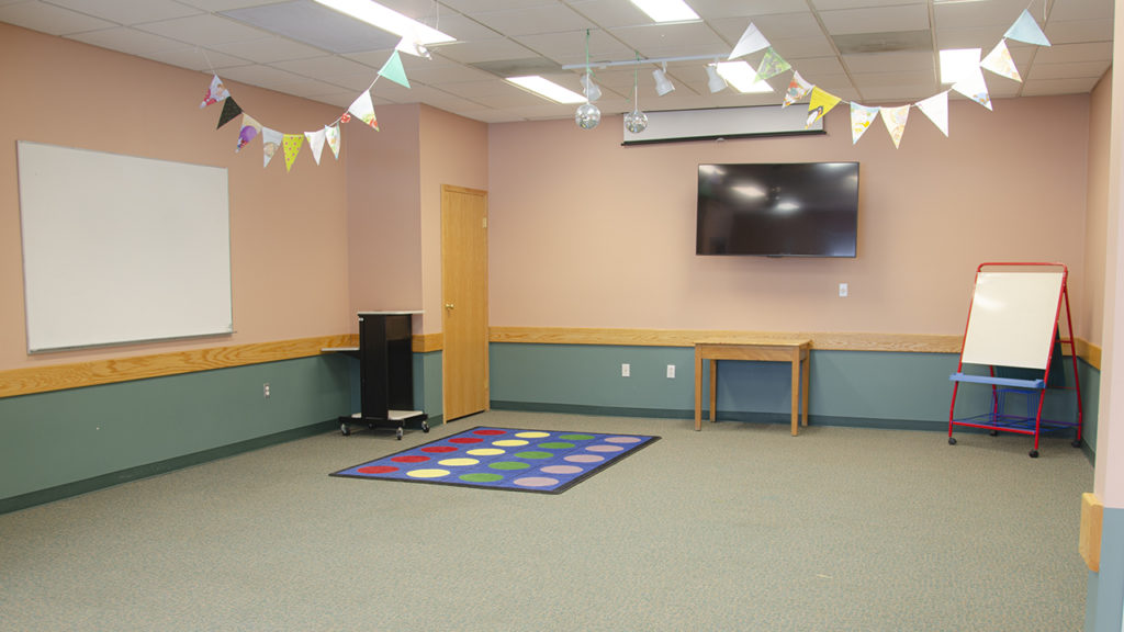 Photo of Community Room at Mayfair Library
