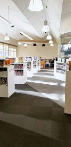 Image: Rusty Macdonald Library Interior