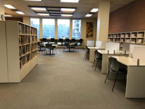 Image: Frances Morrison Central Library Teen Area