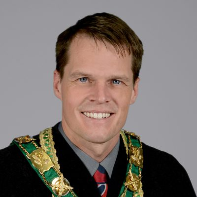 Mayor Charlie Clark