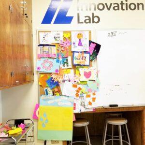 Image: Frances Morrison Central Library Innovation Lab