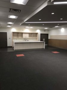 Image: JS Wood Library Auditorium