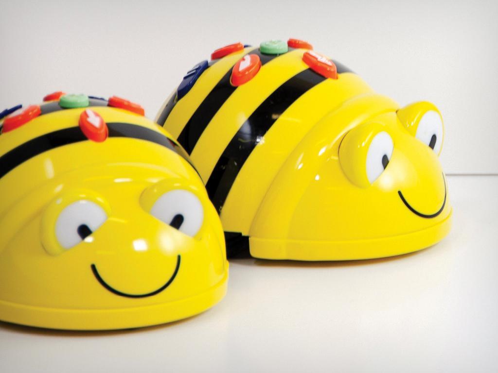 Image: Bee Bots