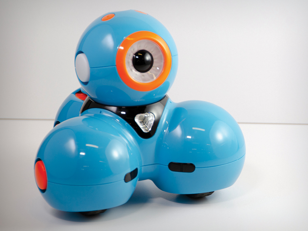 Image: Dash and Dot Robot