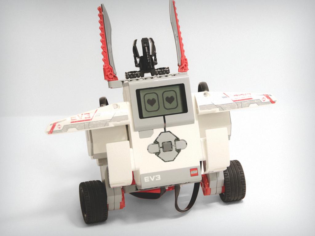 Image: LEGO Mindstorm