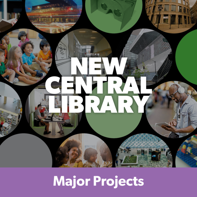 Graphic: New Central Library Projects