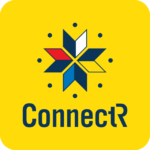 Logo: ConnectR