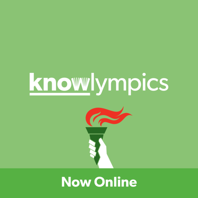 Graphic: Knowlympics Now Online