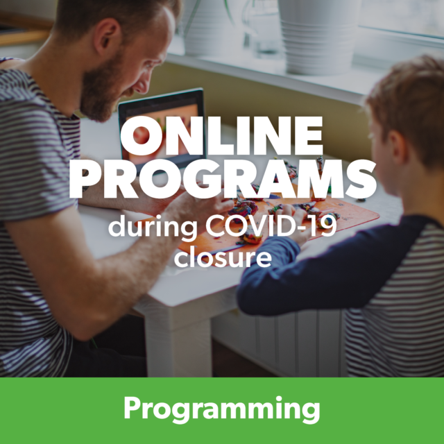 Graphic: Online Programs during COVID-19 Closure