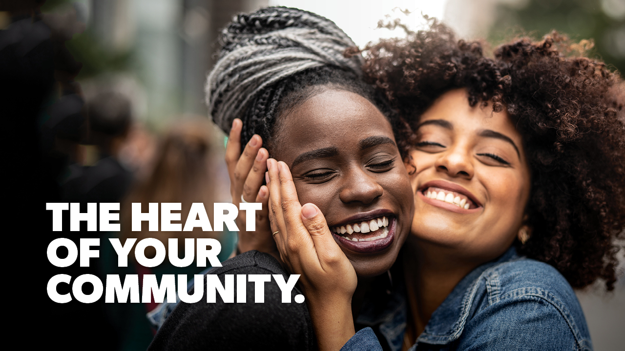 Graphic: The Heart of Your Community