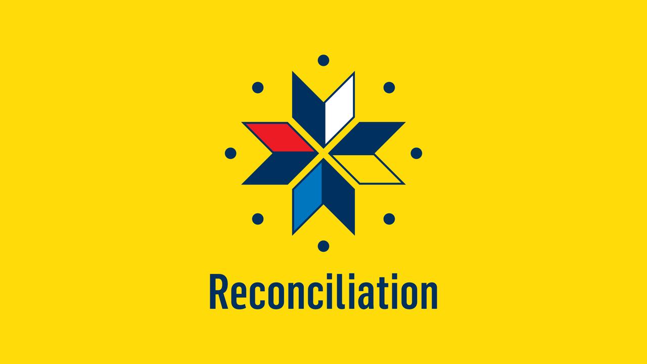 Logo: Reconciliation Saskatoon
