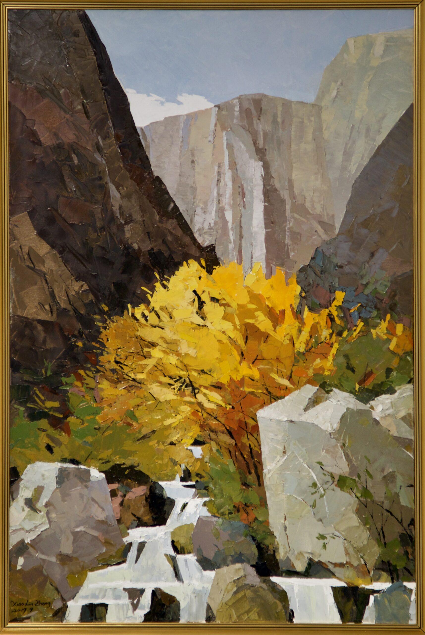 Valley's Autumn
