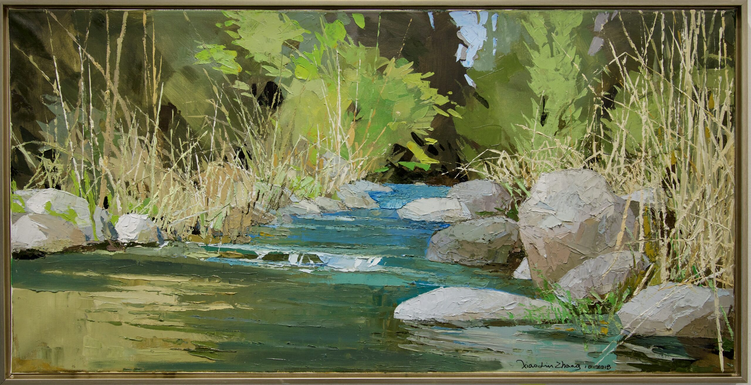 White Stone Creek