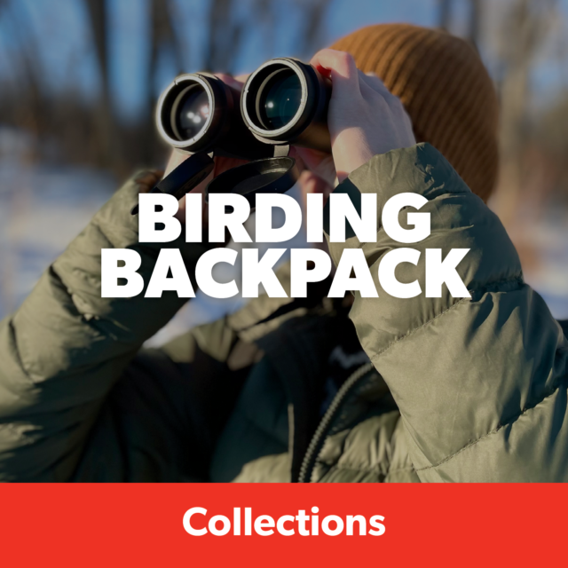 Birding Backpacks