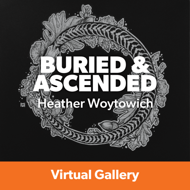 Buried and Ascended virtual gallery