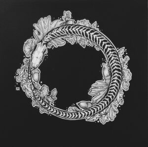 Enso - looped snake