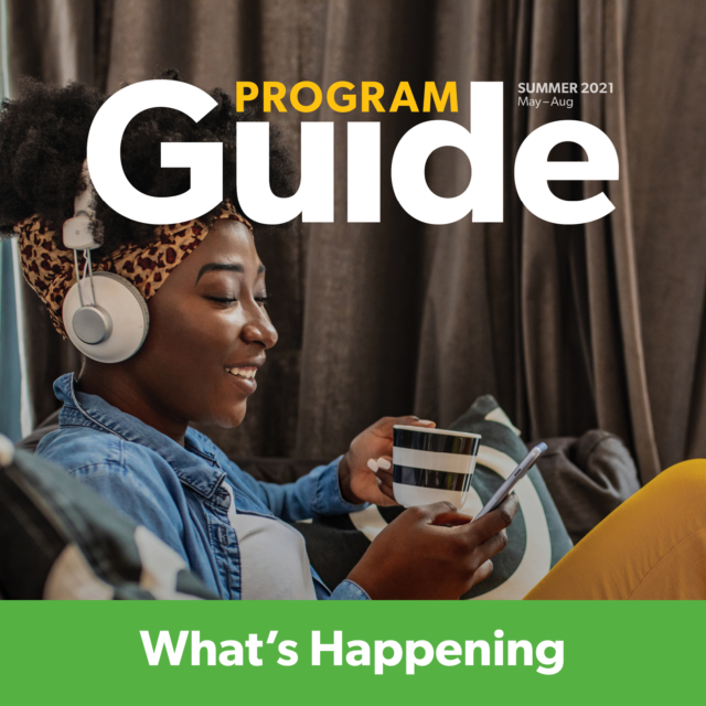 2021 Summer Program Guide