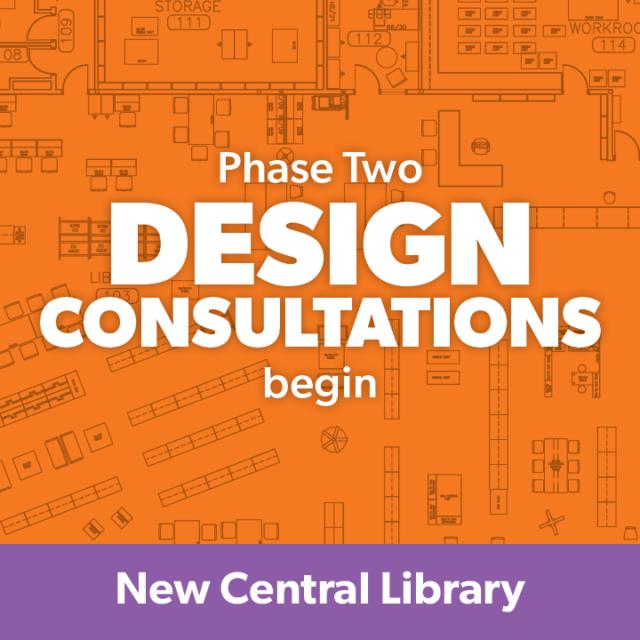 Design Consultations begin
