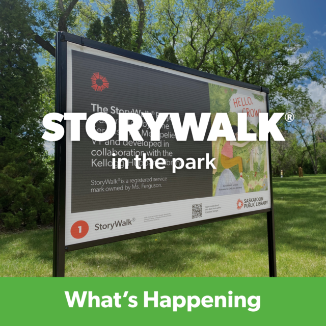 StoryWalk in the Park