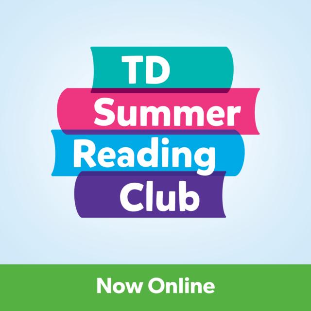 Take part in th eTD Summer Reading Club