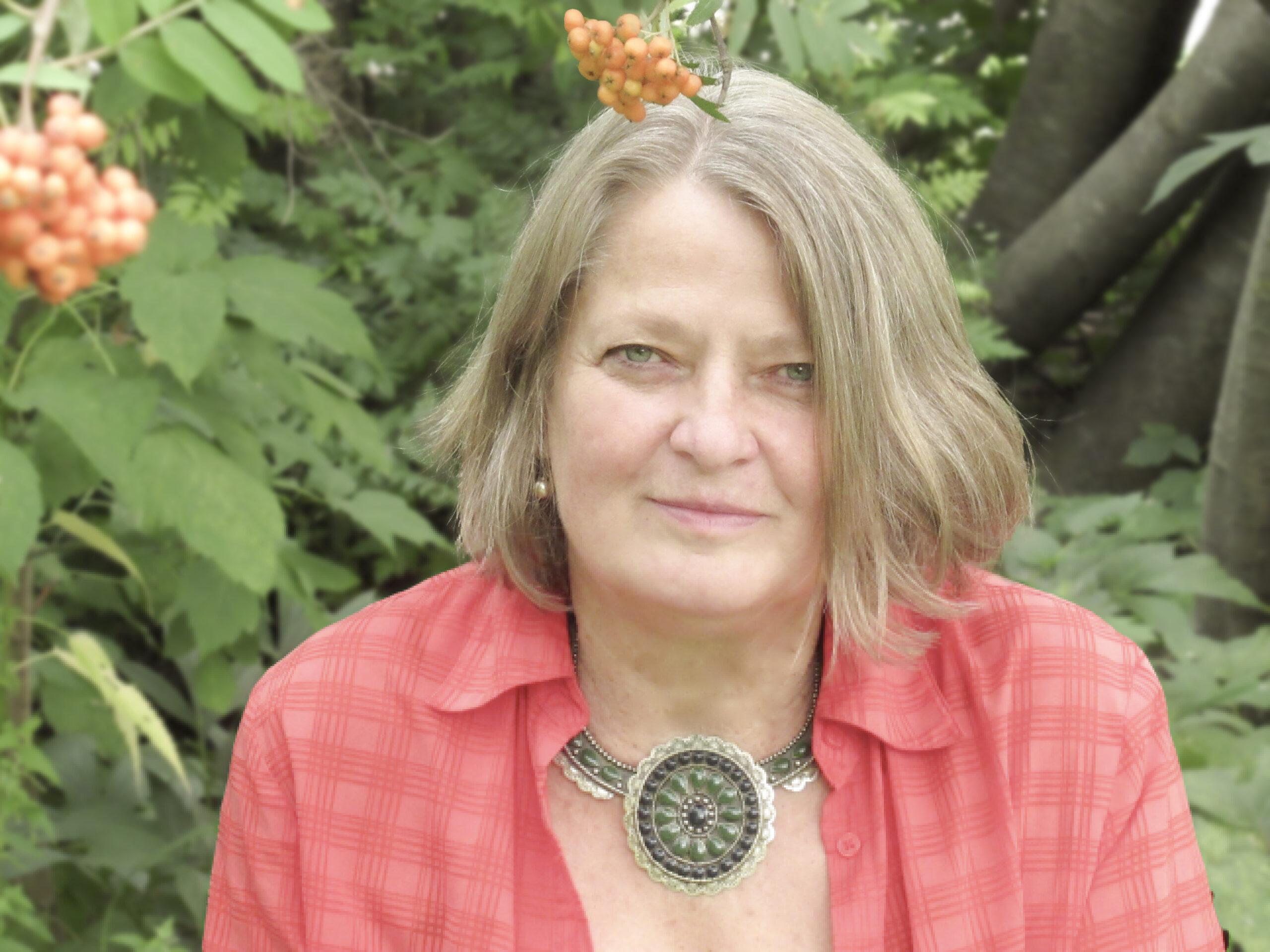 Writer in Residence Di Brandt